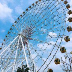 양저우 천락호 놀이공원 여행 사진