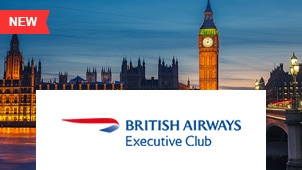 "<span bgcolor=""red"">NEW</span> British Airways Executive Club"