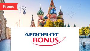 "<span bgcolor=""red"">Promo</span> Aeroflot Bonus"