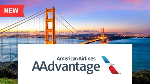 "<span bgcolor=""red"">NEW</span> AAdvantage® program"