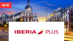 "<span bgcolor=""red"">NEW</span> Iberia Plus"