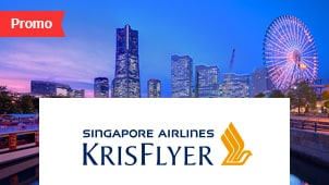 "<span bgcolor=""red"">Promo</span> Singapore Airlines KrisFlyer"