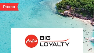 "<span bgcolor=""red"">Promo</span> AirAsia BIG Loyalty"