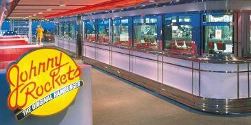 尊尼火箭美式餐厅