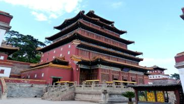 五台山殊像寺