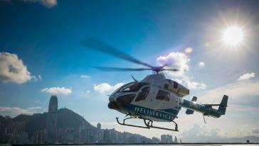 直升机10