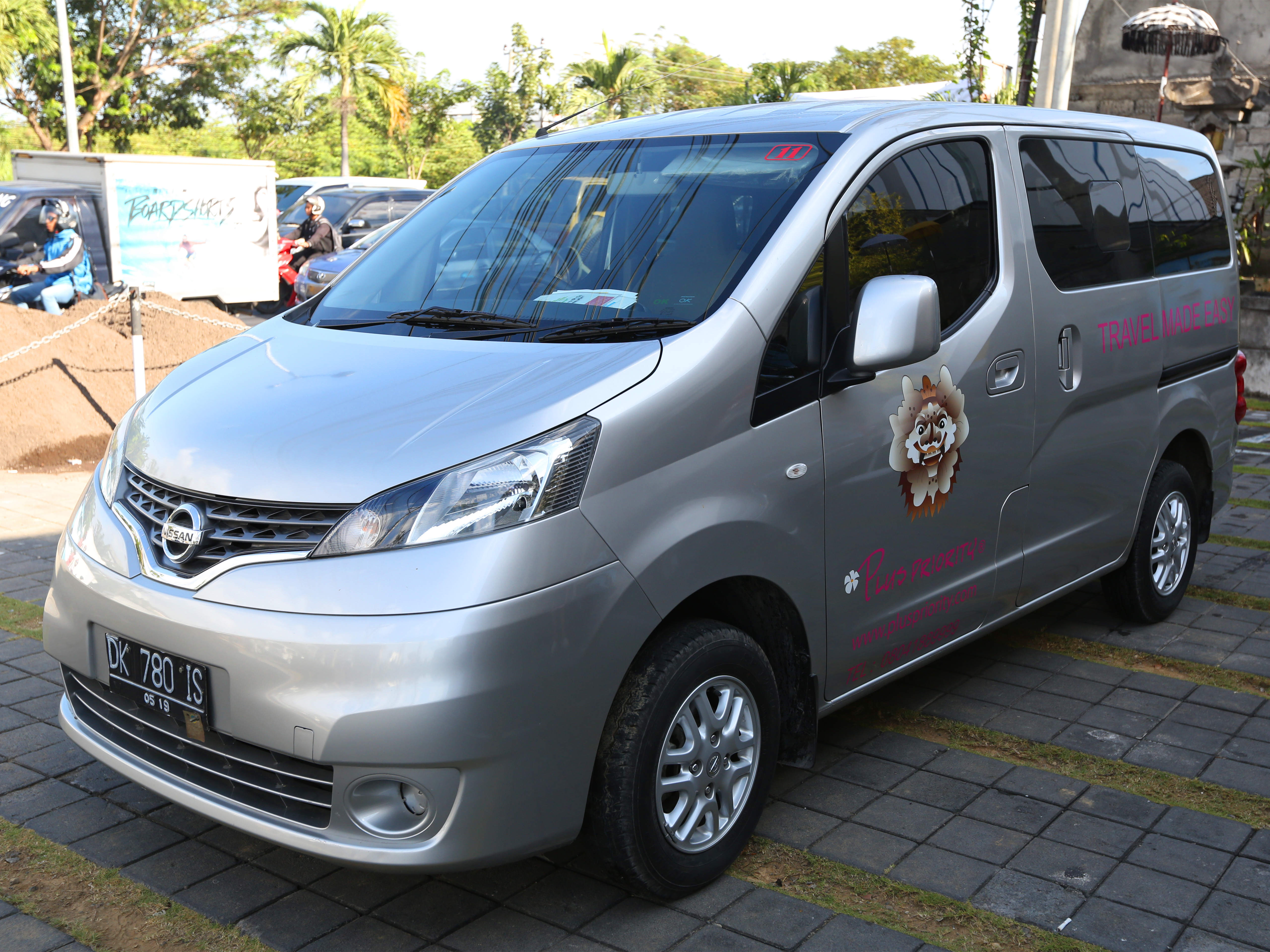 Bali Select 6-Hour or 12-Hour Car Service (Taman Air Spaand Ratu Spa)