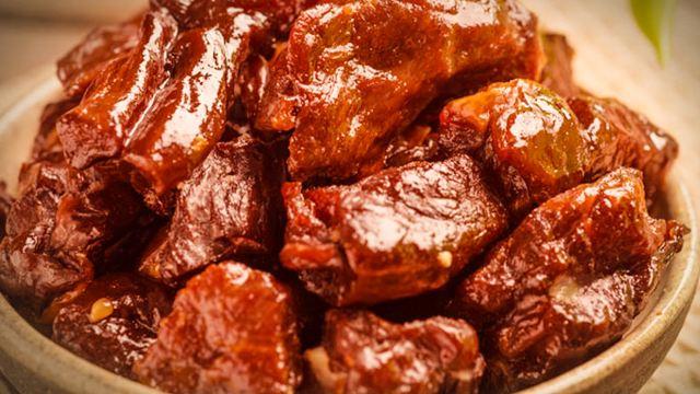 【科尔沁】内蒙风味特色  风干牛肉凹凸有型 原味 450g(包邮)