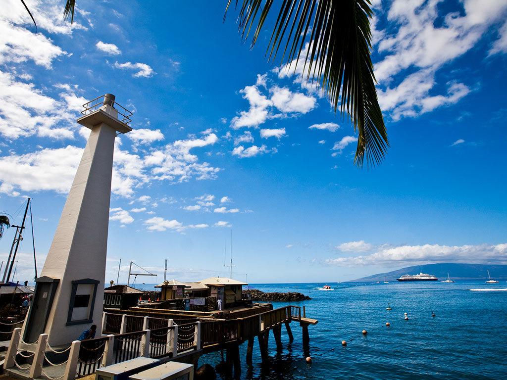 美國夏威夷茂宜島伊奧山谷州立公園+拉海納捕鯨鎮一日游