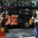 (特惠·7折!)街頭表演秀· 紐約曼哈頓THE RIDE觀光巴士游(沉浸式體驗,互動秀)