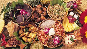 美国夏威夷晚餐2