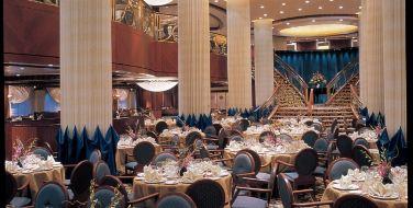 瀑布主餐厅