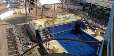 大洋洲1932泳池