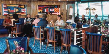 帆船自助餐厅