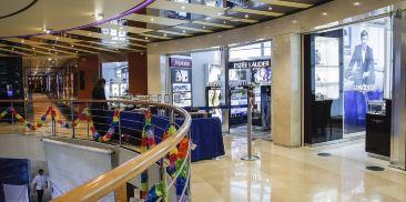 蒙马特区长廊免税店