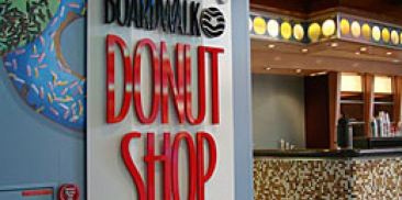 百达汇甜甜圈店