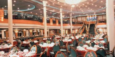 Great Gatsby 主餐厅