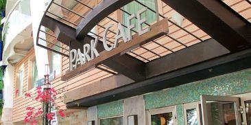 公园咖啡厅