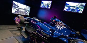 F1模拟方程式赛车