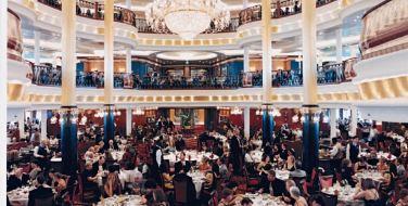 蓝宝石主餐厅