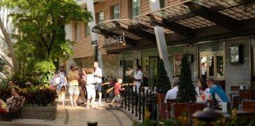 公园咖啡馆