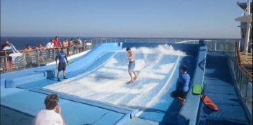 Flow Rider模拟冲浪