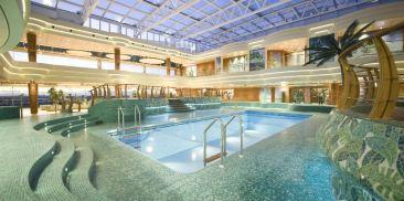 热带地区泳池