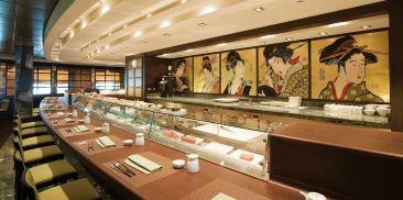 街渡日式料理店