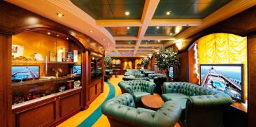 希区柯克休息室雪茄房