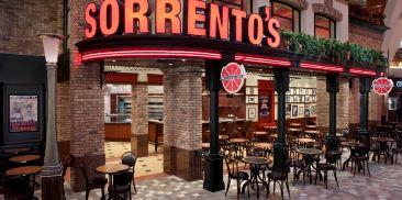 索伦托匹萨店