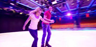 中心溜冰场