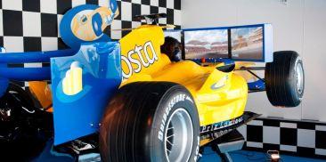 F1赛车模拟器