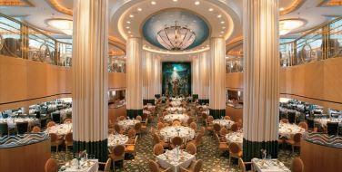 Tides主餐厅