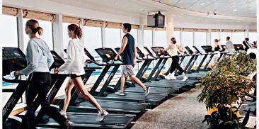 海上活力水疗和健身中心