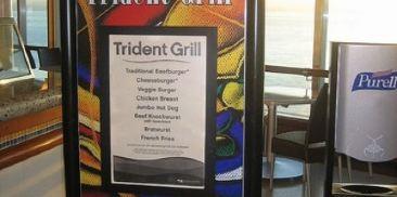 Trident 烧烤