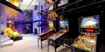 电子游戏中心