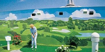 九洞高尔夫球场