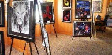 艺术与影像画廊