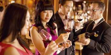 葡萄酒品鉴之旅