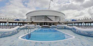 Terrace 游泳池