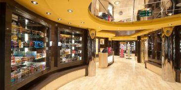 香水化妆品店