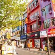跟着我游韩国