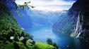 【轻松畅游·挪威峡湾】银海邮轮挪威丹麦10天8晚·峡湾巡游+乘坐充气船欣赏峡湾景致+体验流动沙丘+搭乘峡湾火车+银海罗莱夏朵餐厅