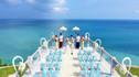 【婚礼圣地·爱的誓约】巴厘岛婚礼婚拍5天4晚·AYANA酒店婚礼+蓝梦岛浮潜+SAMABE岩洞私宴