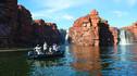 【澳大利亚·地质奇观】北领地银海邮轮金伯利海岸14天12晚·地质奇观波奴鲁鲁+印尼苏姆拉基+海滩骑骆驼+达尔文直升机