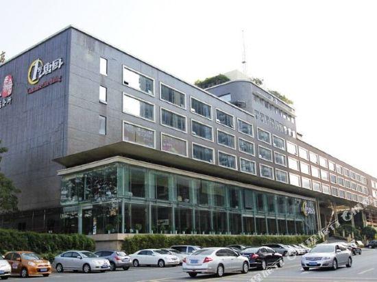 廣州馬會酒店(Jockey Club Hotel)外觀