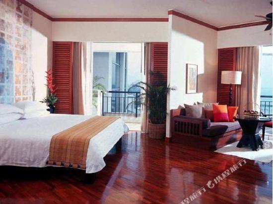 華欣希爾頓温泉度假酒店(Hilton Hua Hin Resort & Spa)CHAKRI套房
