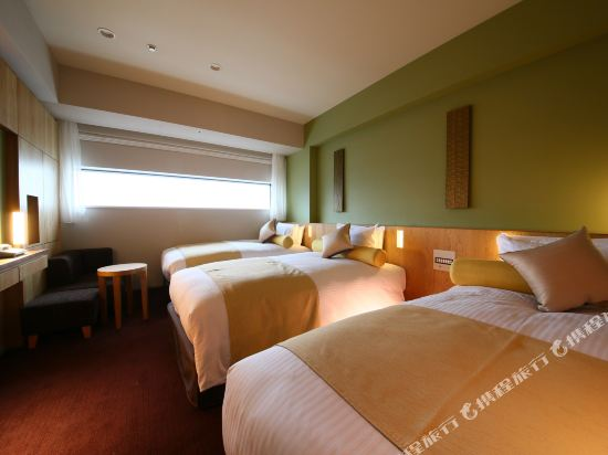 東京新宿格拉斯麗酒店(Hotel Gracery Shinjuku Tokyo)三人間