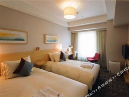 札幌三位神大酒店(Hotel Resol Trinity Sapporo)高級房
