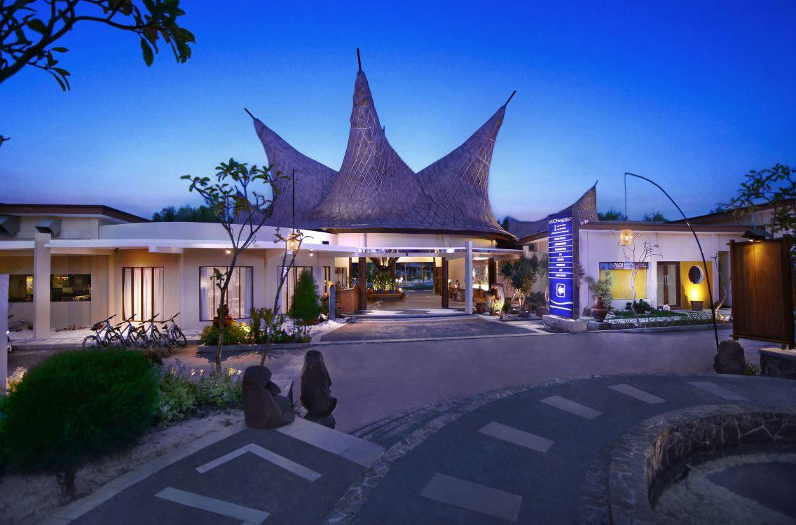 Aston Sunset Beach Resort Gili Trawangan Hotel Reviews